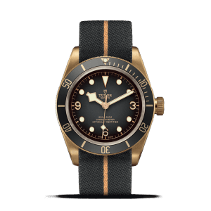 Tudor Black Bay Bronze Watch