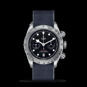 Tudor Black Bay Chrono Watch