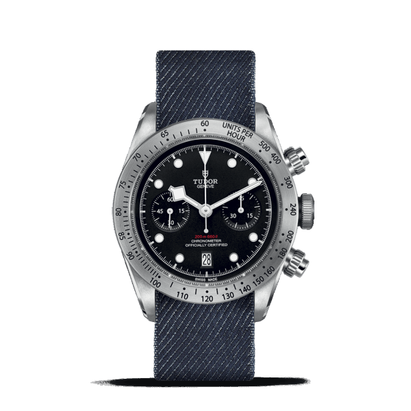 Tudor Black Bay Chrono Watch