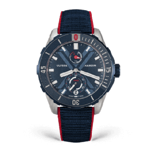 Ulysse Nardin Diver X Nemo Point Chronometer 44mm Watch