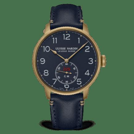 Ulysse Nardin Marine Torpilleur Military 44mm Watch