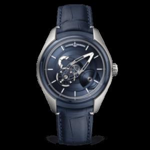 Ulysse Nardin Freak X Blue 43mm Watch