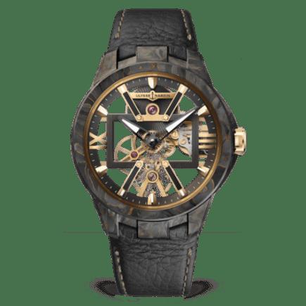 Ulysse Nardin Executive Skeleton X Carbonium 43mm Watch