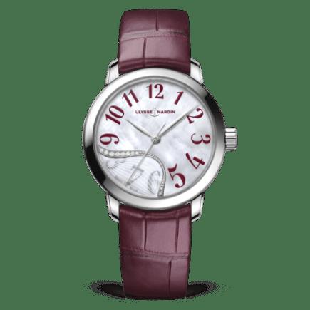 Ulysse Nardin Classico Jade 34mm Watch
