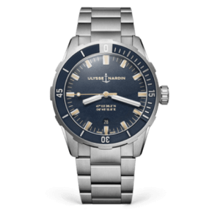 Ulysse Nardin Diver Blue 42mm Watch