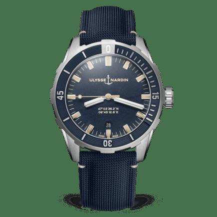 Ulysse Nardin Diver Blue 42mm Watch