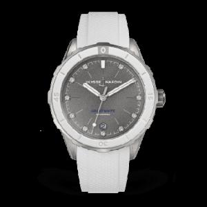 Ulysse Nardin Diver Lady Diver Great White 39mm Watch