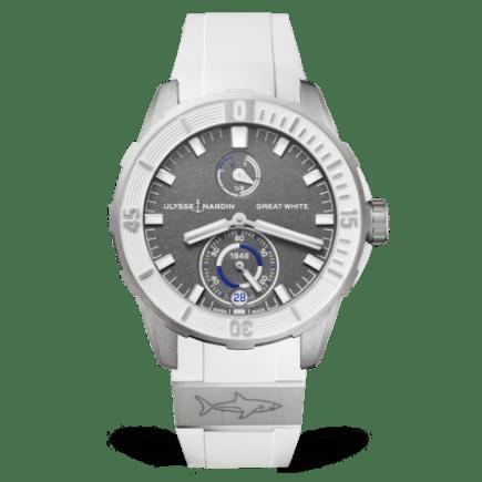 Ulysse Nardin Diver Chronometer Great White 44mm Watch