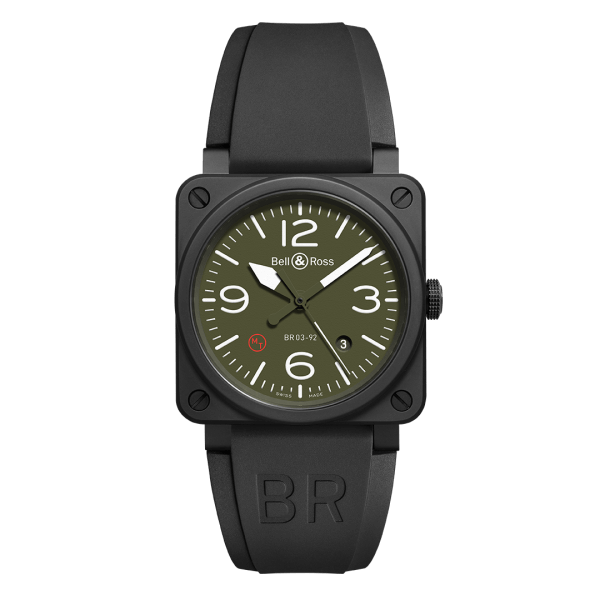 Bell & Ross BR 03-92 Military Type Watch