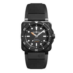 Bell & Ross BR 03-92 Diver Black Matte Watch