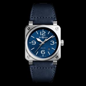 Bell & Ross BR 03-92 Blue Steel Watch
