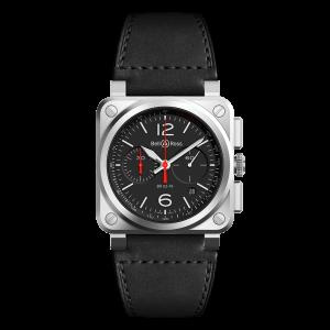 Bell & Ross BR 03-94 Black Steel Watch