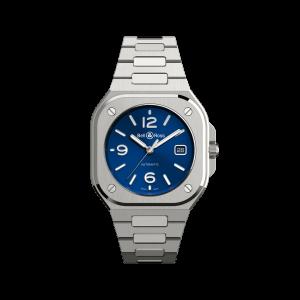 Bell & Ross BR 05 Blue Steel Watch