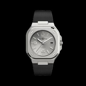Bell & Ross BR 05 Grey Steel Watch