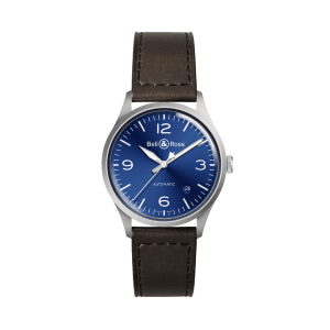 Bell & Ross BR V1-92 Blue Steel Watch