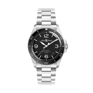 Bell & Ross BR V2-92 Black Steel Watch