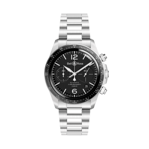 Bell & Ross BR V2-94 Black Steel Watch