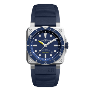 Bell & Ross BR 03-92 Diver Blue Watch