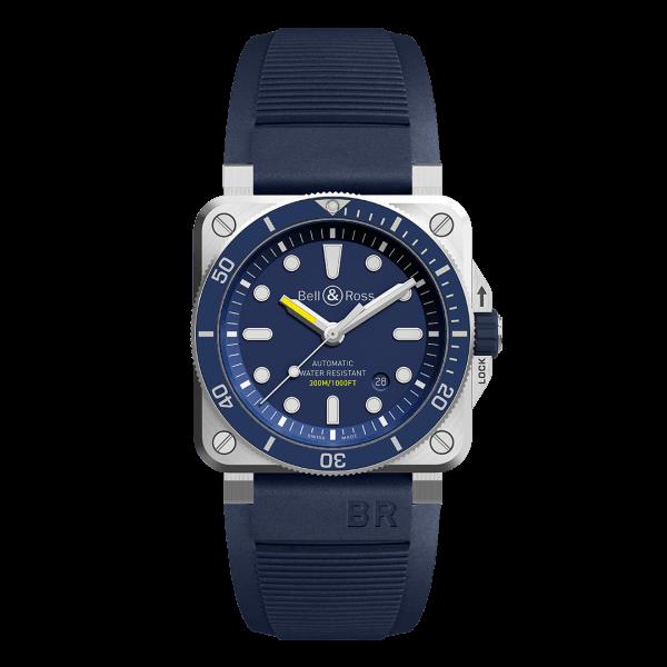 Bell & Ross BR 03-92 Diver Blue Watch