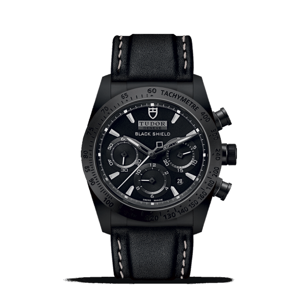 Tudor Fastrider Black Shield Watch