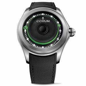Corum Big Bubble Magical 52 Speaker Watch