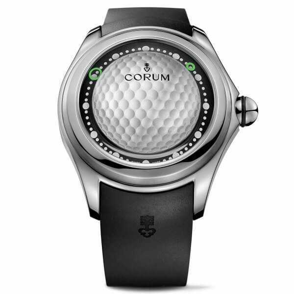 Corum Big Bubble Magical 52 Golf Watch