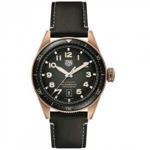 TAG Heuer Autavia Calibre 5 Automatic Chronometer Bronze Watch