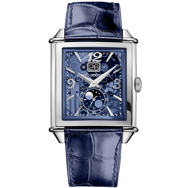 Girard Perregaux Vintage 1945 XXL Large Date Moonphase Watch