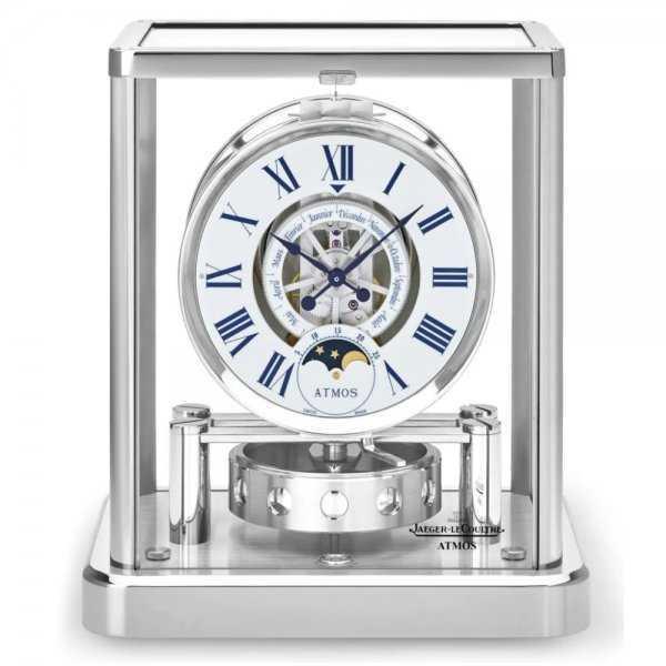Jaeger-LeCoultre Atmos Classique Phases de Lune Clock