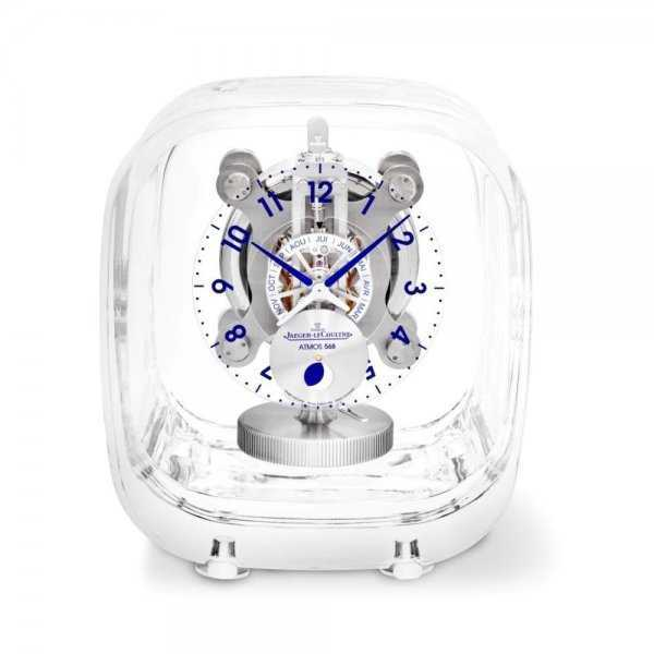 Jaeger-LeCoultre Atmos 568 by Marc Newson Clock