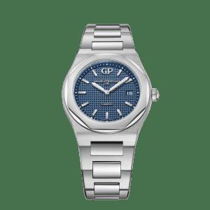 Girard Perregaux Laureato Quartz 34mm Ladies Watch