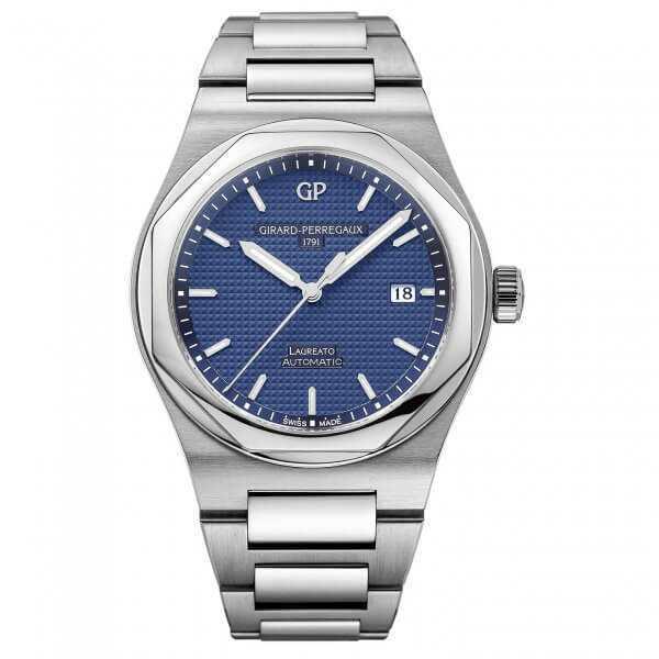 Girard Perregaux Laureato Heritage Automatic 41mm Watch