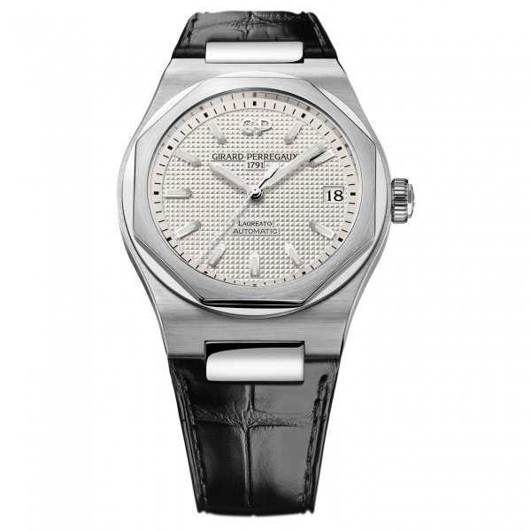 Girard Perregaux Laureato Automatic 42mm Watch
