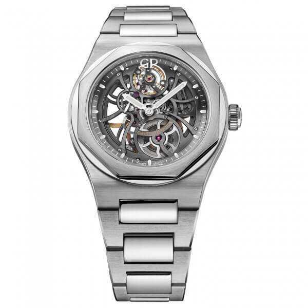 Girard Perregaux Laureato Skeleton Automatic 42mm Watch