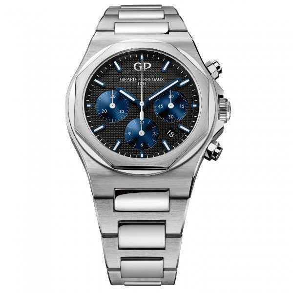 Girard Perregaux Laureato Chronograph 42mm Watch