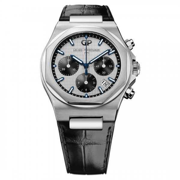 Girard Perregaux Laureato Chronograph 38mm Watch
