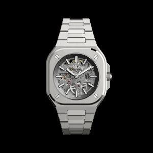 Bell & Ross BR 05 Skeleton Steel Watch