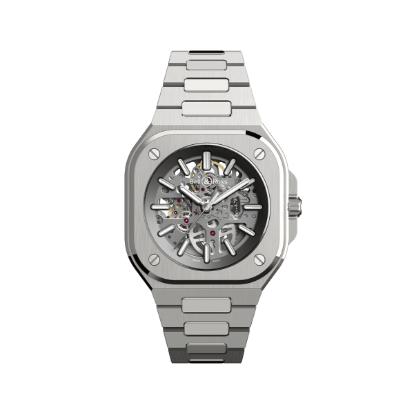 Bell & Ross BR 05 Skeleton Steel Watch
