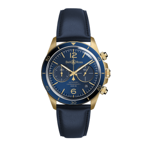 Bell & Ross BR V2-94 Aeronavale Bronze Watch
