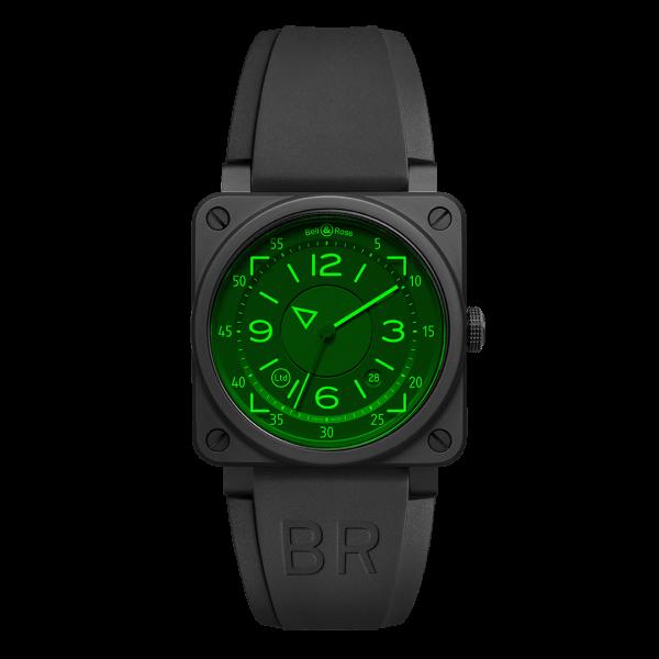 Bell & Ross BR 03-92 HUD Watch