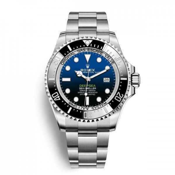 Rolex Sea-Dweller Deepsea D-Blue Watch