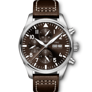 """IWC Pilot's Watch Chronograph Edition """"Antoine De Saint Exupery"""""""