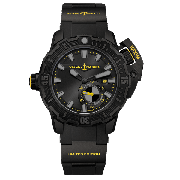 Ulysse Nardin Diver Deep Dive Limited Edition Watch