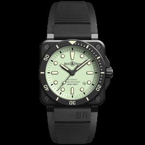 Bell & Ross BR 03-92 Diver Full Lum Watch