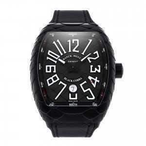 Franck Muller Vanguard Automatic Black Cobra Watch
