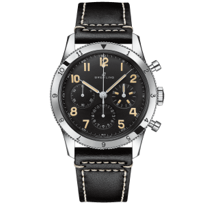 Breitling Aviator 8 AVI Ref 765 1953 Re-edition Chronograph Watch