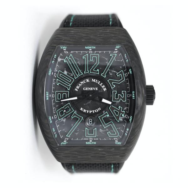 Franck Muller Automatic Vanguard Krypton Wristwatch