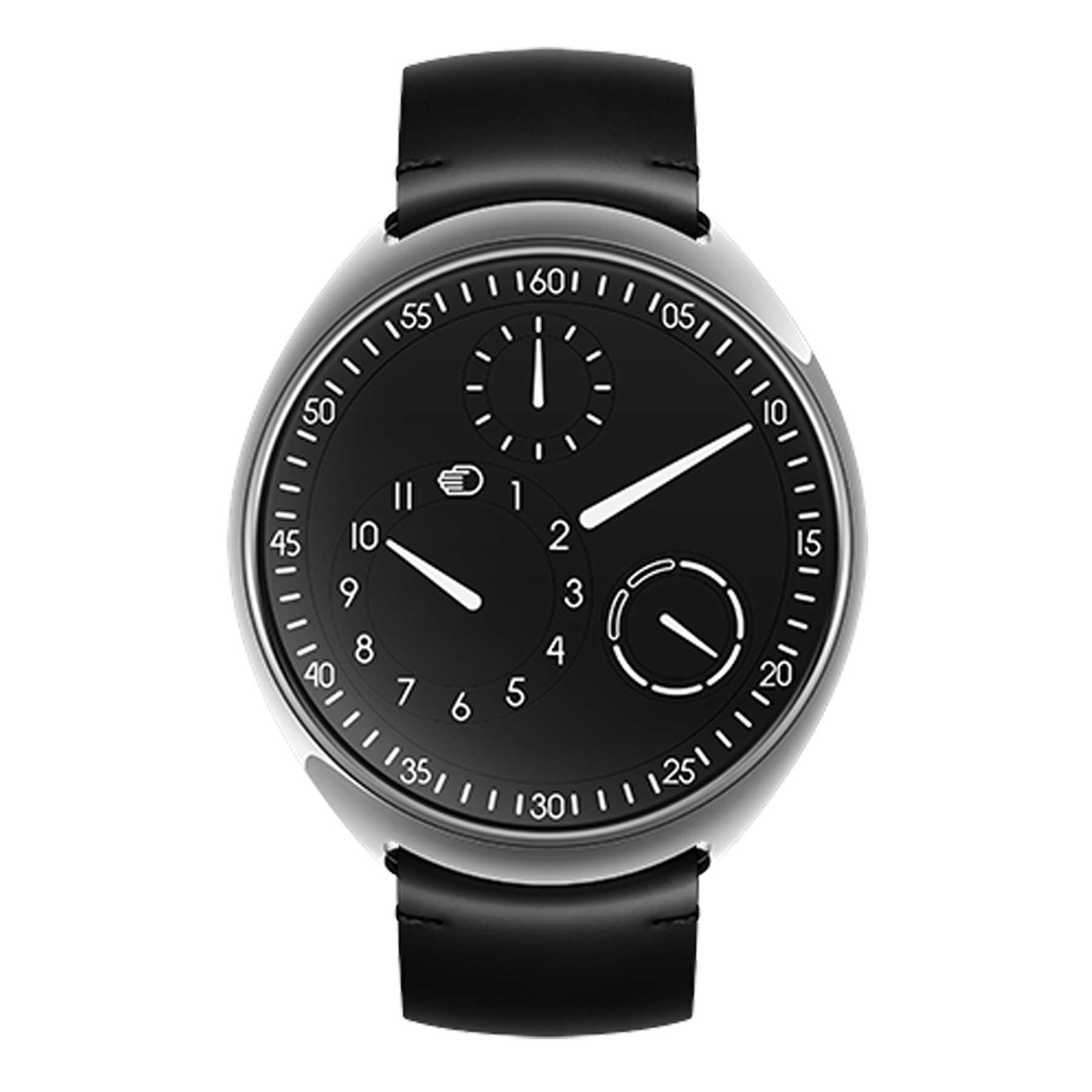 "Ressence Type 1B ""Black"" Watch"