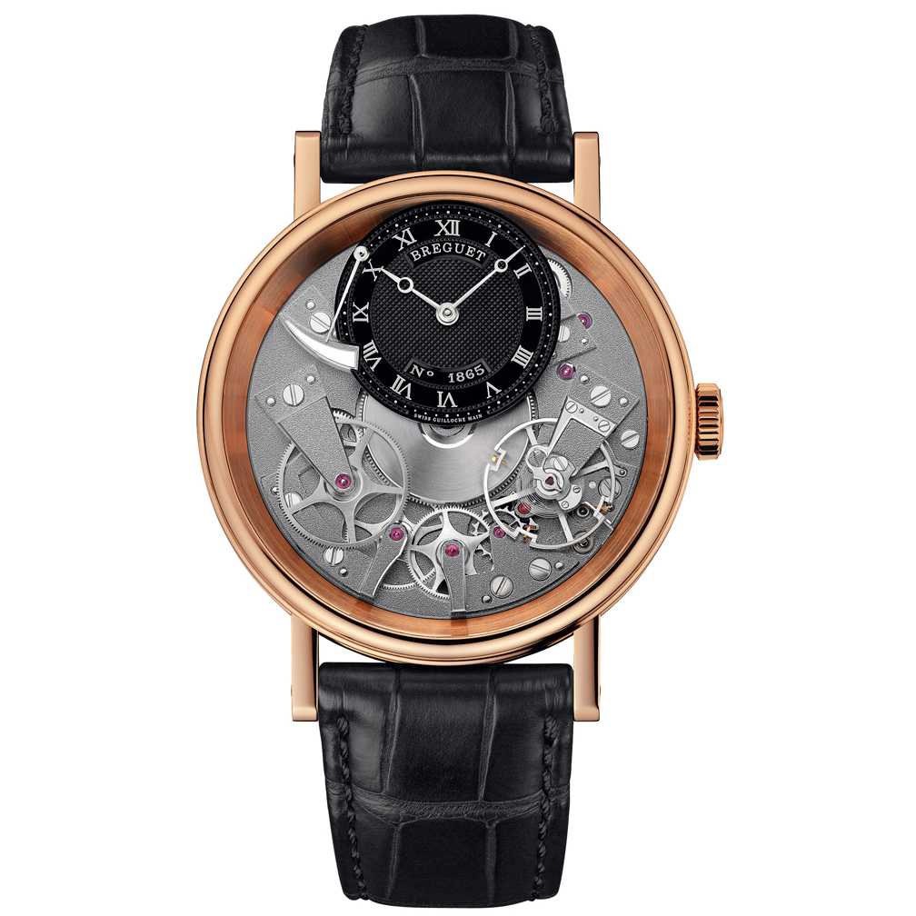 Breguet Tradition Manual Wind 40mm Watch
