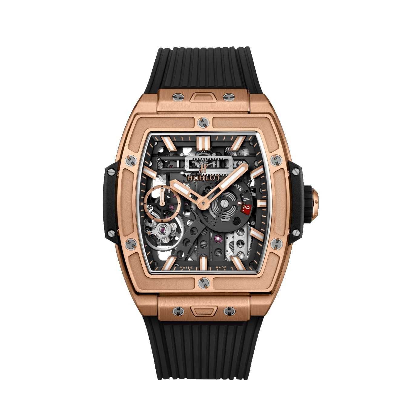 Hublot Spirit of Big Bang Meca-10 King Gold Watch